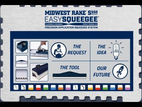 Contractor - Seymour Midwest Easy Squeegee