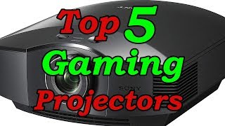 Top 5 Best Gaming Projectors to Buy in 2018