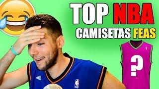 RANKING NBA: CAMISETAS MÁS FEAS DE CADA EQUIPO