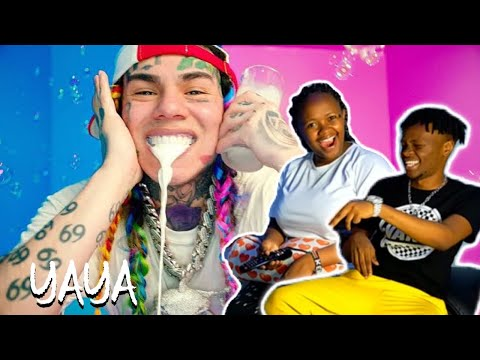 AFRICAN REACTS TO 6ix9ine - YAYA [OFFICIAL VIDEO]