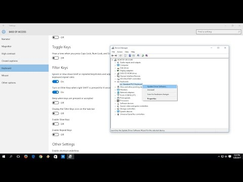 How to Fix Keyboard Not Working Issue in Windows 10/8.1 (Easy)