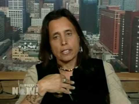 Winona LaDuke on Militarization of Indian Country & Obama Admin's Lip Service to Indigenous Rights