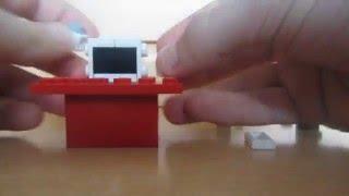 как сделать из лего компьютер