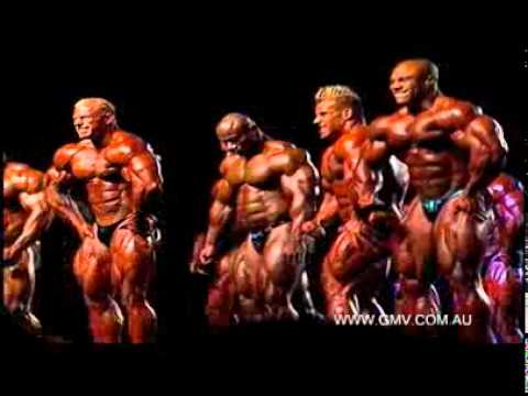 2010 Mr. Olympia DVD Preview