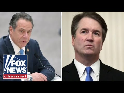 Cuomo vs Kavanaugh: Rules for thee, not for me