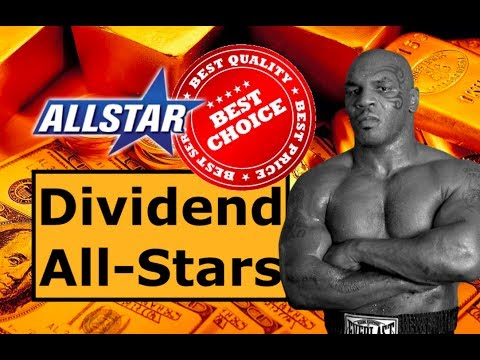 Finding the Best Canadian Dividend All-Star List Stocks | EXTRA #6