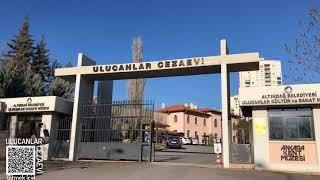 Vlog #2   Ankara Seyahatim- Necip Fazıl Kısakürek'in yattığı Cezaevi ( Ulucanlar Cezaevi)