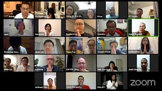 Dhamma chat via Zoom, October 12, 2020.