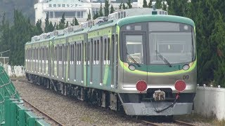【6年5ヶ月ぶりの増備】東急7000系7108F+7109F 甲種輸送