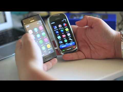 Nokia X7, videoanálisis