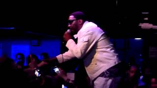 Big Daddy Kane LIVE - Just Rhymin