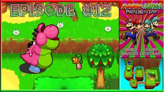 Mario & Luigi: Partners In Time - Yoshi's Island, Tummy Filling Terror - Episode 12