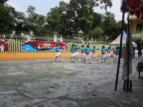 LKBBI 2014 Di SMAN 4 Malang (SMPN 11 Malang)