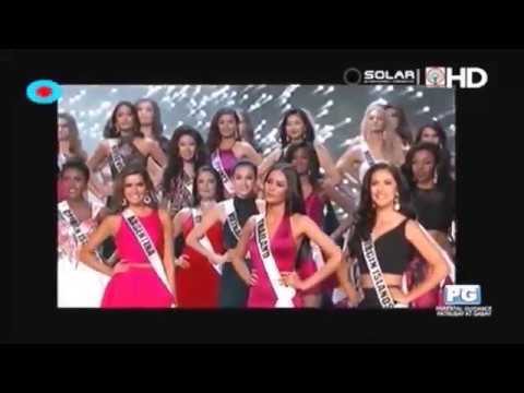 REPLAY : 65th Miss Universe  2016 Full Coronation Episode w/ no commercials