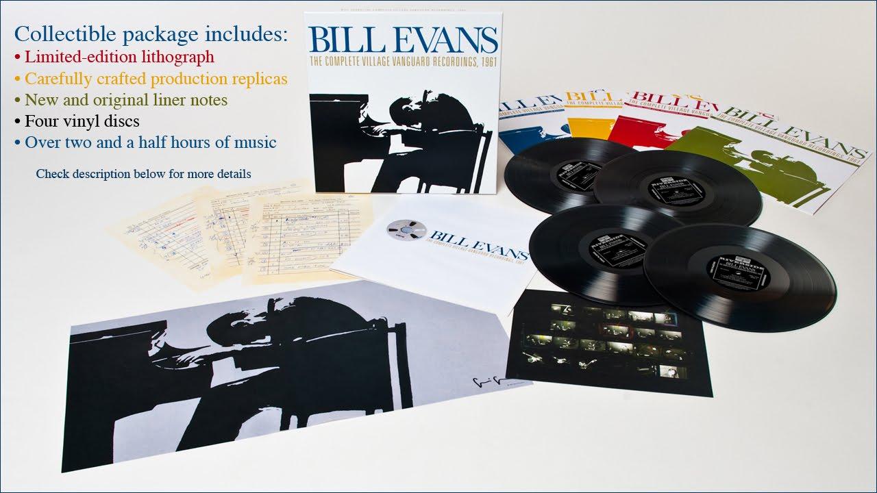 Bill Evans: Bill Evans: The Complete Village Vanguard Recordings, 1961