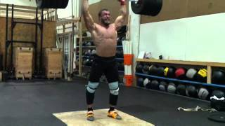 Dmitry Klokov - CrossFit King of Prussia
