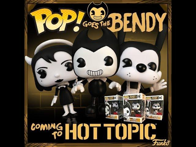 Bendy and the ink machine tendrá funko pop