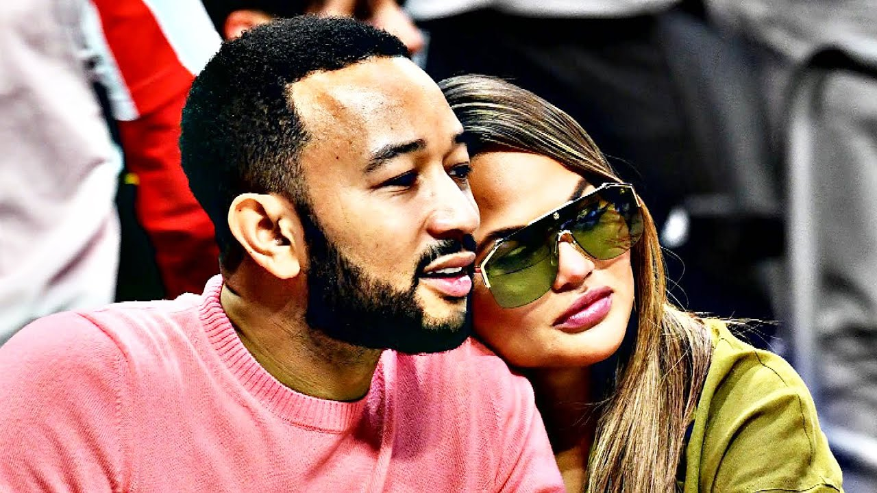 John Legend and Chrissy Teigen on Why They Publicly Shared Photos of Late Son Jack