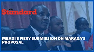 John Mbadi: If this parliament is dissolved the next election will bring more men