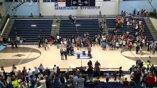 HBHS Basketball | vs Bentonville | Winter Homecoming