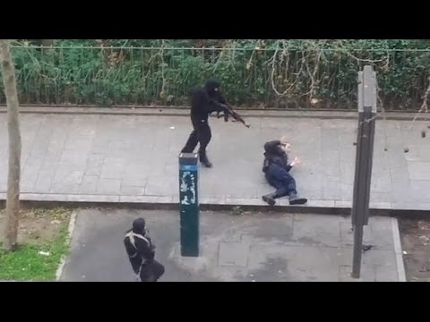 Paris Attack Terrorist Attack On Charlie Hebdo Satirical
