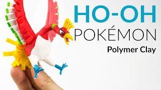 Ho-Oh (Pokemon) – Polymer Clay Tutorial