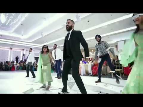 DJ DROP SUKH & JASMEET BEST WEDDING DANCE IN THE PUNJABI WORLD WITH SONGS AND BEST PUNJABI MASHUP