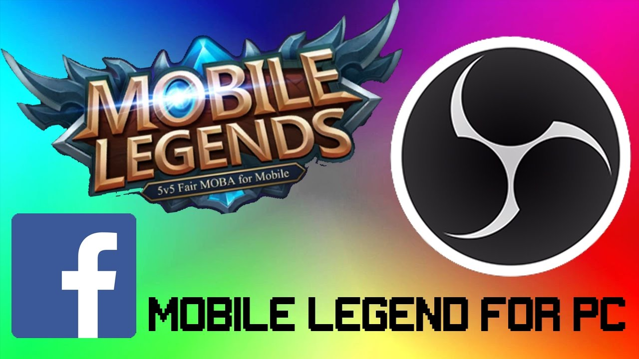 How to stream Mobile Legends on Facebook | Mobile legend for PC