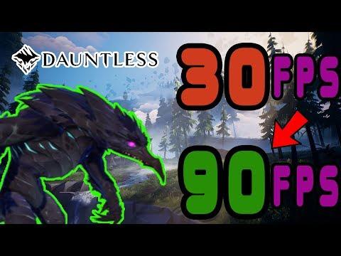 Dauntless Fps