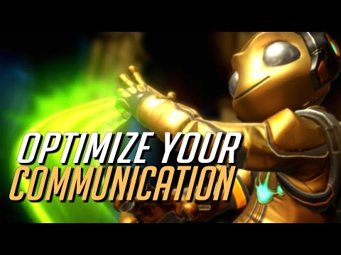 How to OPTIMIZE Communication in Overwatch