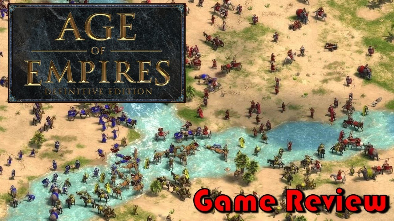 Age of Empires: Definitive Edition   Game Review
