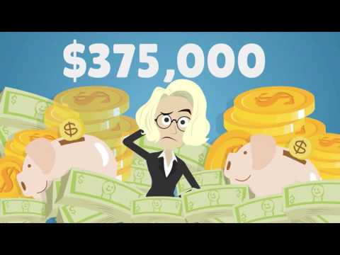 Explainer video: Retirement plan