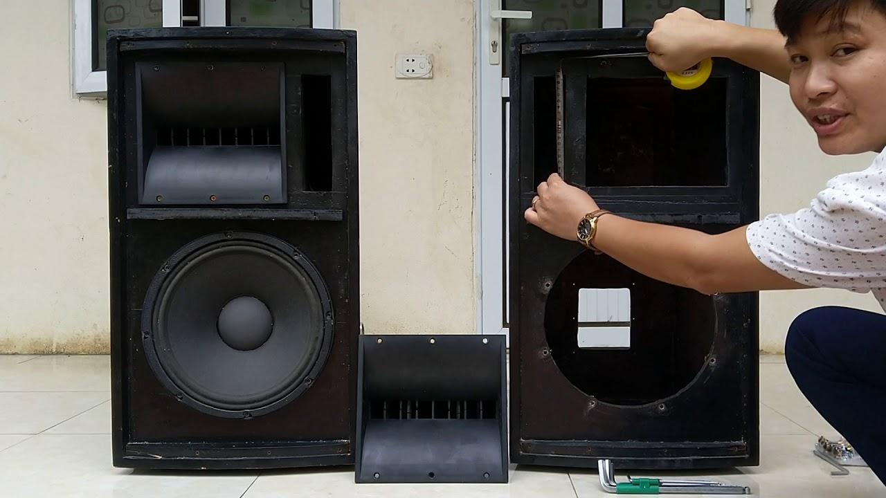 Chia sẻ kích thước thùng loa 3 tấc và phểu kèn array.size 3-inch enclosures and trumpets arra