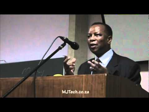 Ndaba Ntsele - Entrepreneurship: Putting Africa back on the map
