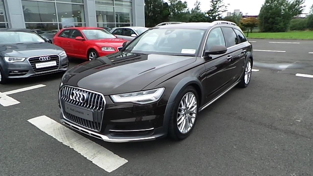 162 2016 Audi A6 Allroad 3 0tdi 272 Quattro Se Business S Tronic 83 995 You