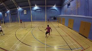 DC Badminton 16/12/2018 - Game 4 - KU vs JLo