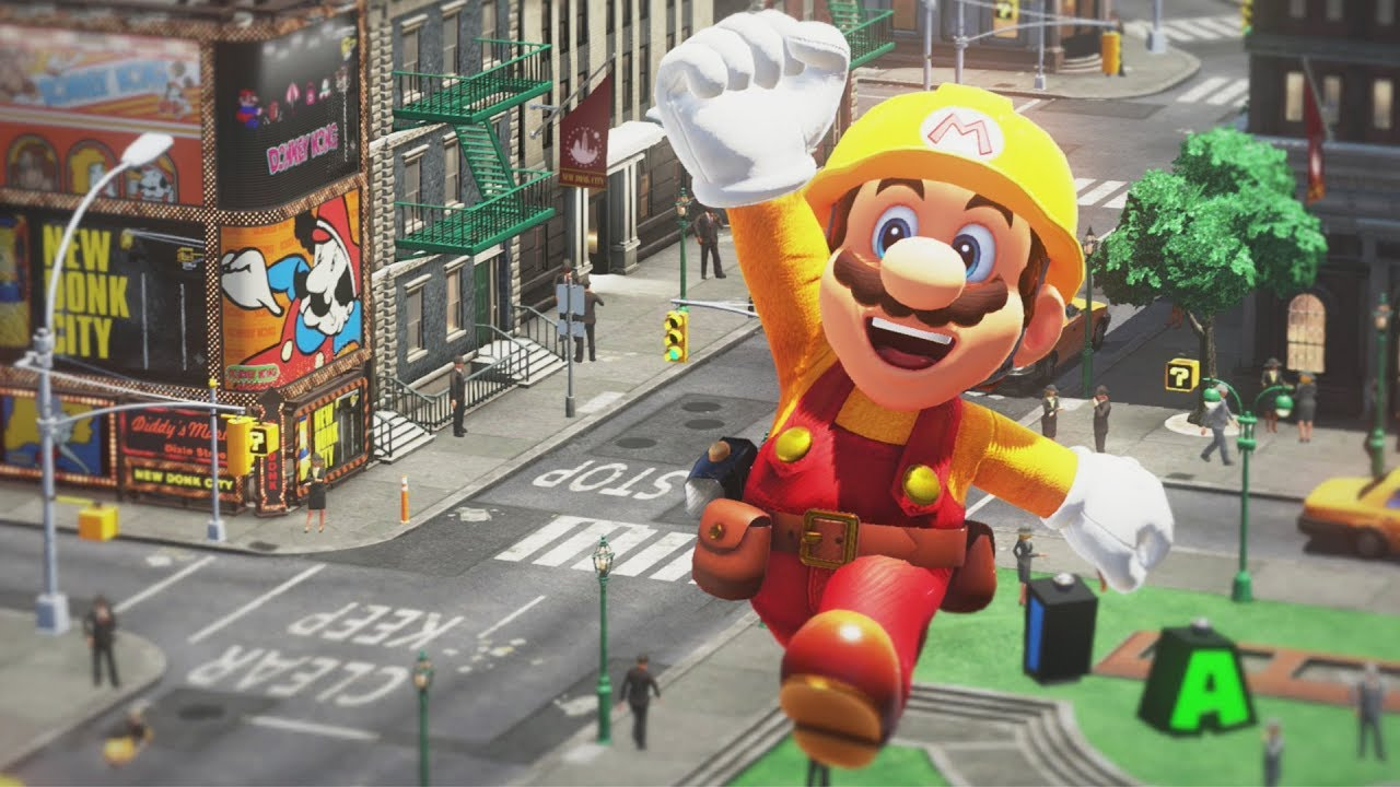 Download Super Mario Odyssey - New Donk City - Part 10