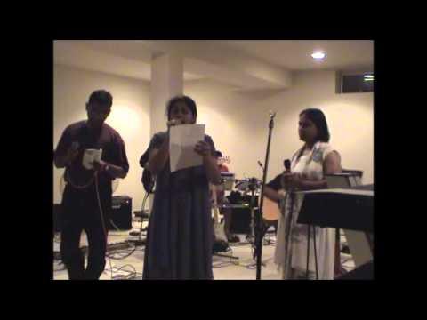 Poonthalir Aada Rasika Practice Session 2004
