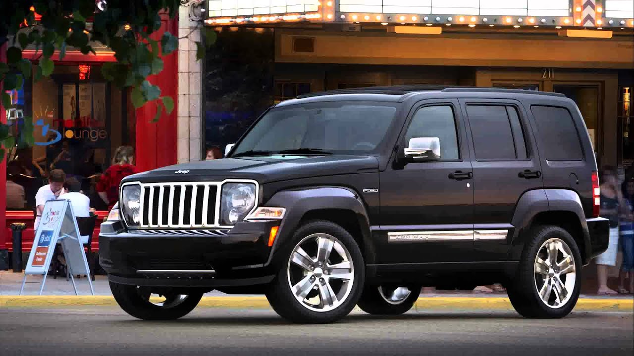 Types Of Jeeps >> 2014 jeep liberty - YouTube
