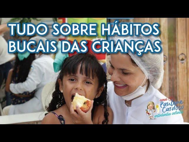 Dra Paulene Cardoso - Como educar e motivar novos hábitos: Série Hábitos Saudáveis 1