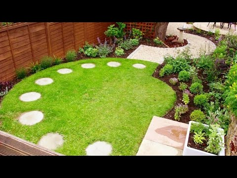 Small Garden Design Ideas Best Landscaping Ideas Small Backyard Garden Ideas Youtube