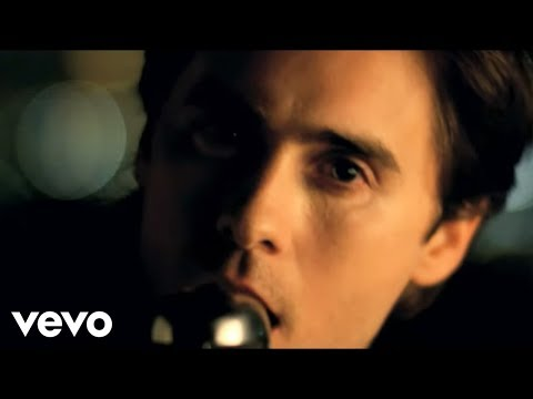 Mix - Thirty Seconds To Mars - Kings and Queens (Official Music Video)