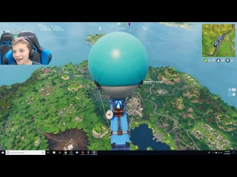 Monday Fortnite Matches With Tyler | We Are The Davises Live Stream Gaming