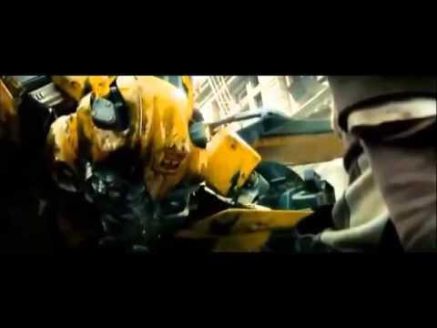 Transformers 1 (2007) Movie - City Fighting Scene (Brawl vs Autobots)
