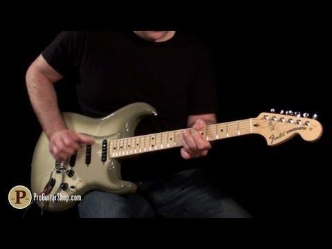 Fender FSR Antigua Stratocaster