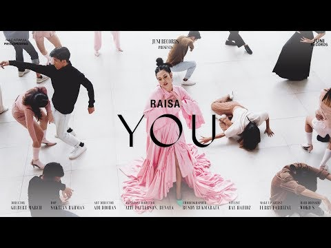 Raisa - You (Official Music Video)