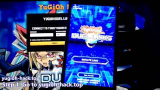 YuGiOh Duel Links Hack - YuGiOh Duel Links Hack Apk - iOS Android 2017