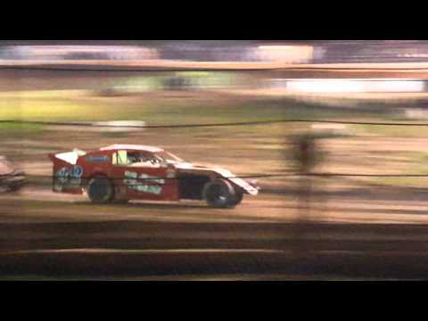 4-23-16 Abilene Speedway 2nd part of A Main