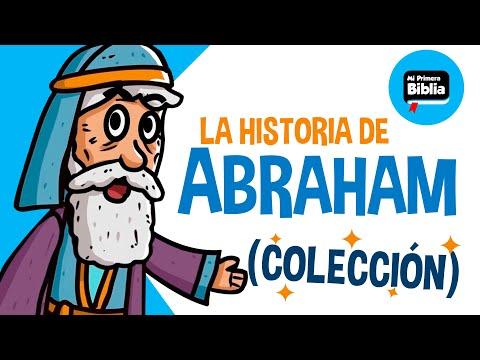 La historia de Abraham   Mi primera biblia   Colección