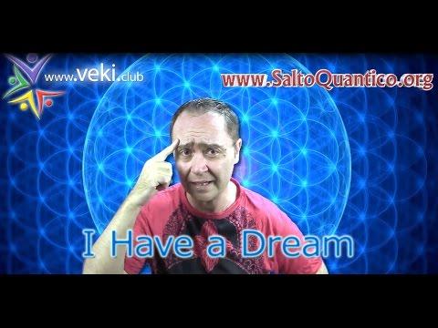 """""""I have a dream"""" - Salto Quantico """"Nuova Era""""... Una sorpresa che ti piacerà"""
